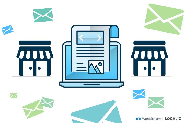 b2b email marketing graphic