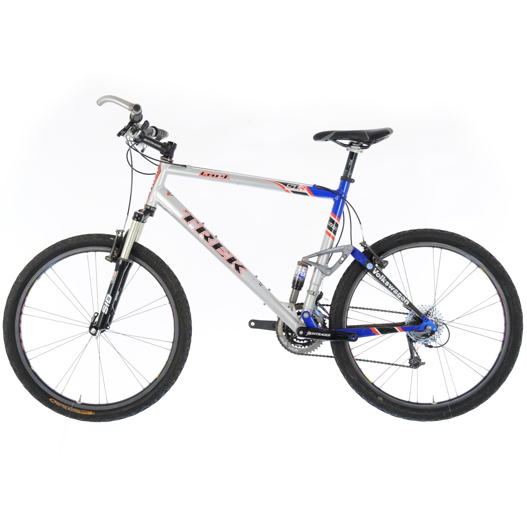 Trek Fuel 100 Full Suspension Mountain Bike 21 5