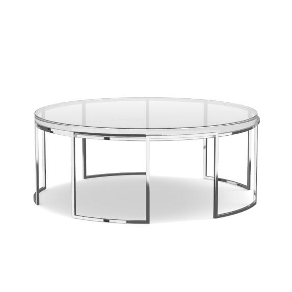 lago acrylic coffee table