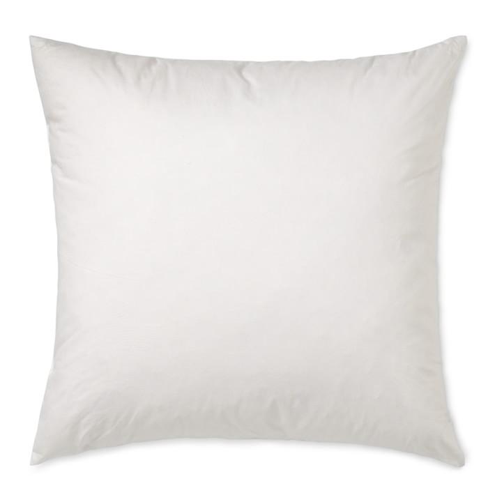 williams sonoma decorative pillow insert 22 x 22