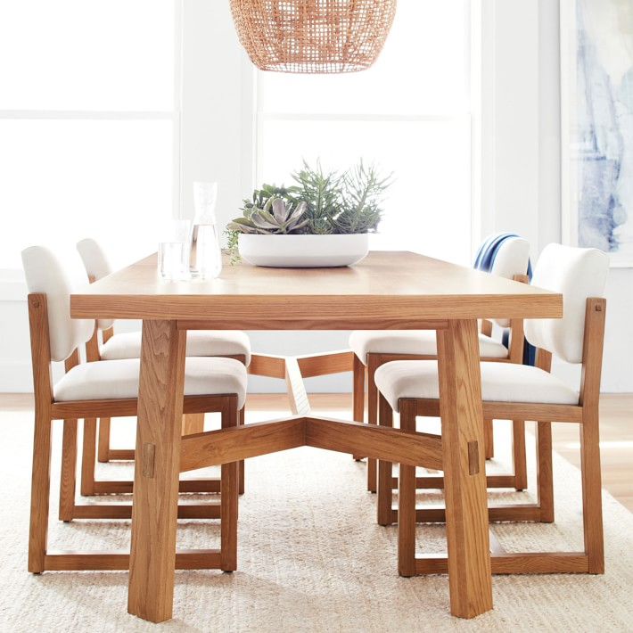 Copenhagen Extendable Dining Table Williams Sonoma