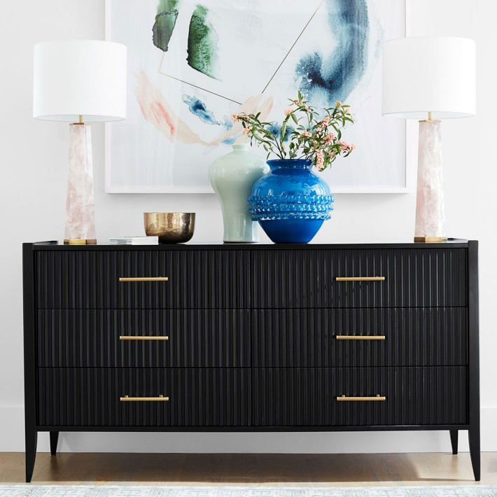 lewis 6 drawer dresser