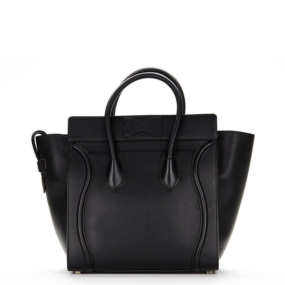 Céline Mini Luggage Tote 2010's CB003 | Second Hand Handbags | Xupes
