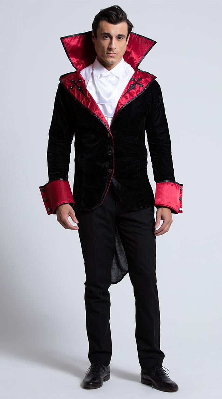 Sexy Vampire Costume Men : vampire, costume, Costume,, Vampire, Costume