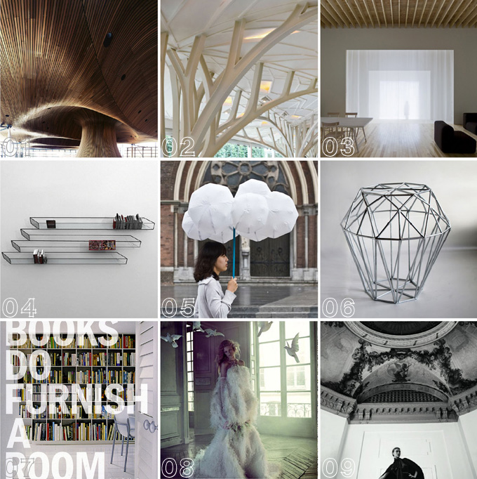 Mood Boards Curated Image Series 2011 Archive