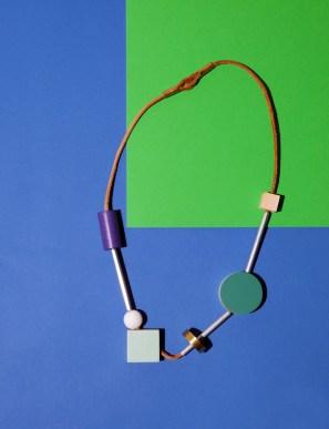 Bloc Necklace by Ladies & Gentlemen Studio | Yellowtrace.