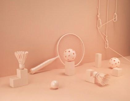 Beauty Product Styling by Set Designer Elena Mora | Yellowtrace.