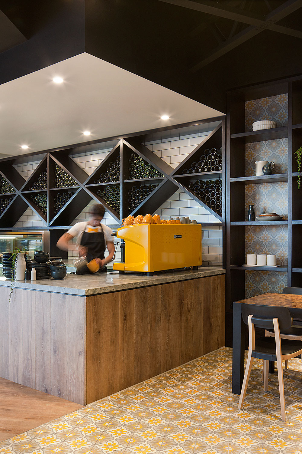 Rozzi S Italian Canteen By Mim Design Melbourne