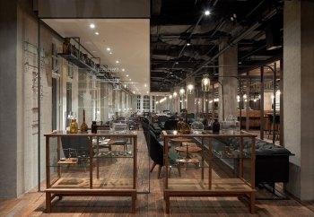 Mercato Restaurant Shanghai by Neri & Hu | Yellowtrace.