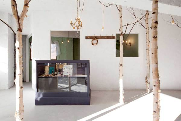 Hot . Trees In Interior Design Yellowtrace