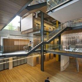 The Kinghorn Cancer Centre, Australia by BVN Donovan Hill | Yellowtrace.