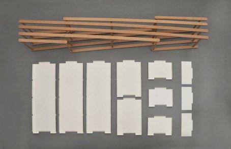 Stephanie Hornig, Set Bookshelf | Yellowtrace.