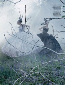The Lion King by Tim Walker for Love Magazine FW13   Yellowtrace.