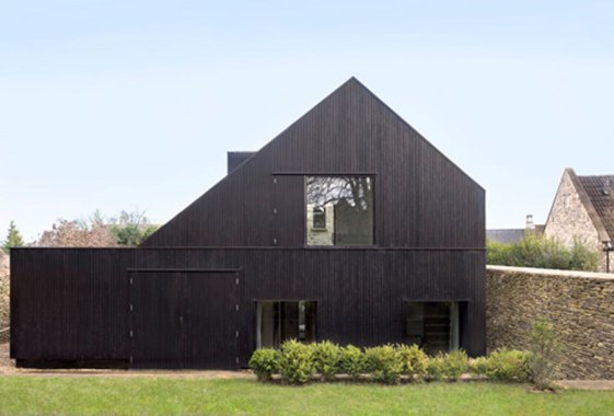 The Providence Chapel in Wiltshire by Jonathan Tuckey Design | Yellowtrace.