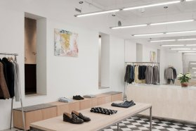 Our Legacy Store, Gothenburg by Arrhov Frick   Yellowtrace.