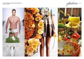Gumtree Garden Pop-Up Bar | Yellowtrace Concept Design & Inspiration Boards