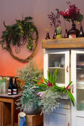 Gumtree Garden Pop-Up Bar, Designed by Yellowtrace | Country Kitchen Set/ The Bar