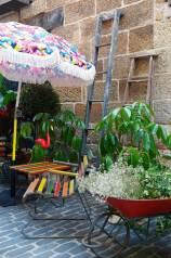 Gumtree Garden Pop-Up Bar, Designed by Yellowtrace | Outdoor Laneway