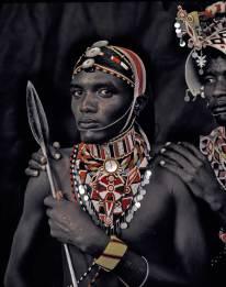 Samburu Tribe, Kenya. Photo by Jimmy Nelson   Yellowtrace