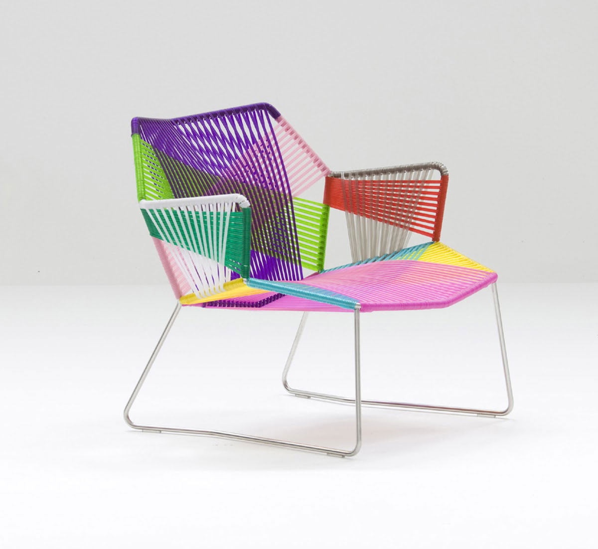 swing chair patricia urquiola folding online amazon interview design masterclass yellowtrace tropicalia armchair by for moroso