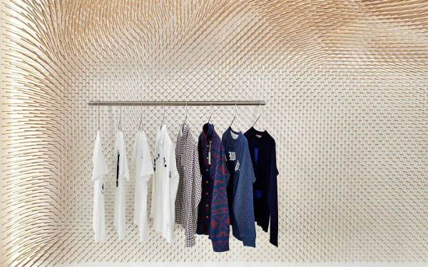 Boutique Designs Ideas for Wall