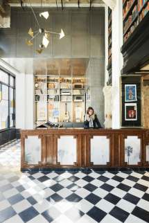 Tour Of Ace Hotels World Yellowtrace