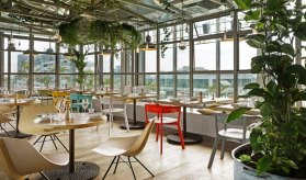 25hours Bikini Berlin Hotel by Studio Aisslinger | Yellowtrace