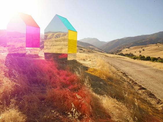 Autumn de Wilde Coloured Boxes for Cadillac | Yellowtrace