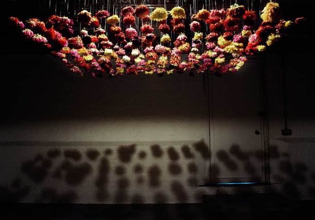 Floral Art by Rebecca Louise Law   Yellowtrace