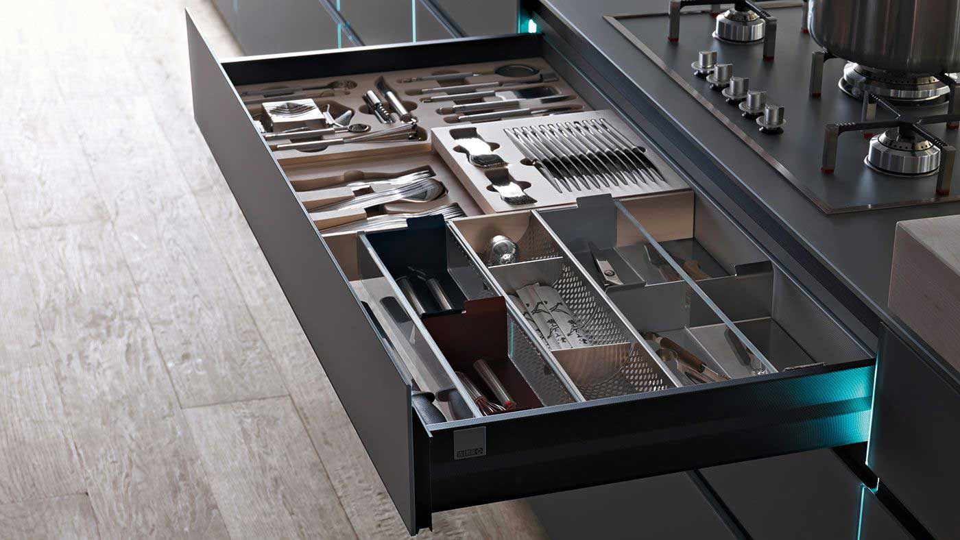 Introducing Valcucine Italian Kitchens at Rogerseller