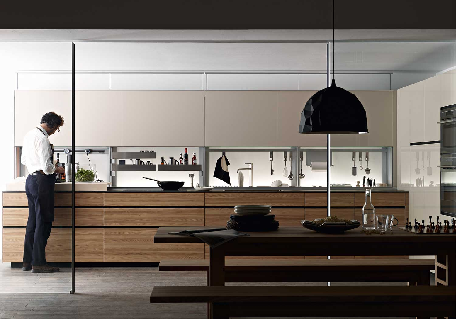 Introducing Valcucine Italian Kitchens at Rogerseller  Yellowtrace