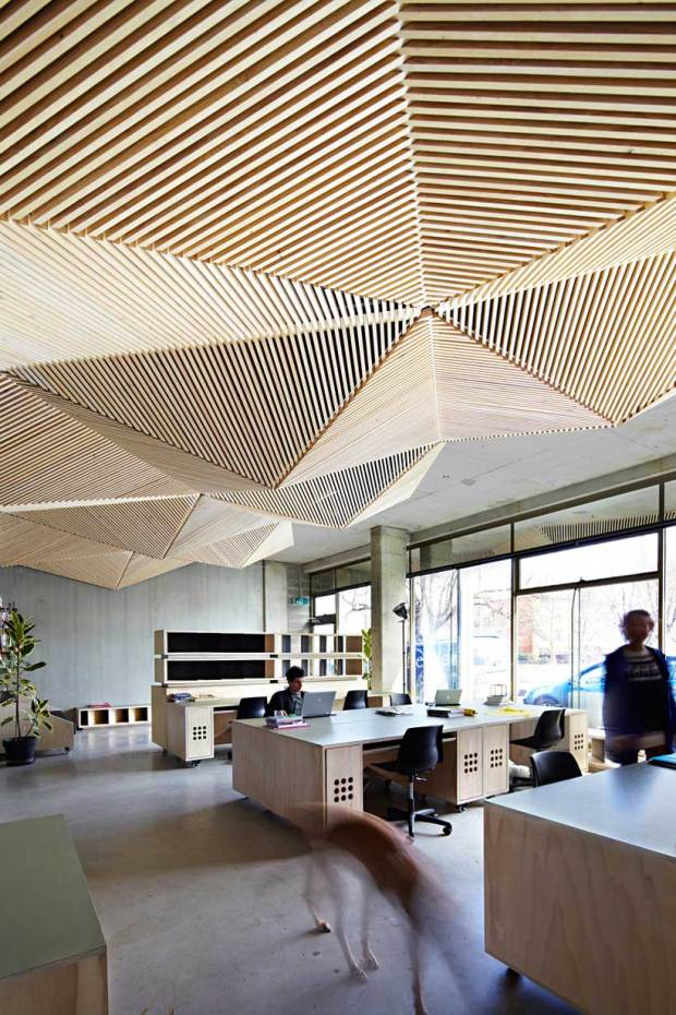 Ceiling Design Office Studio