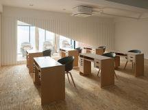 Kolmio+LIM Nail Salon by Yusuke Seki in Japan | Yellowtrace.