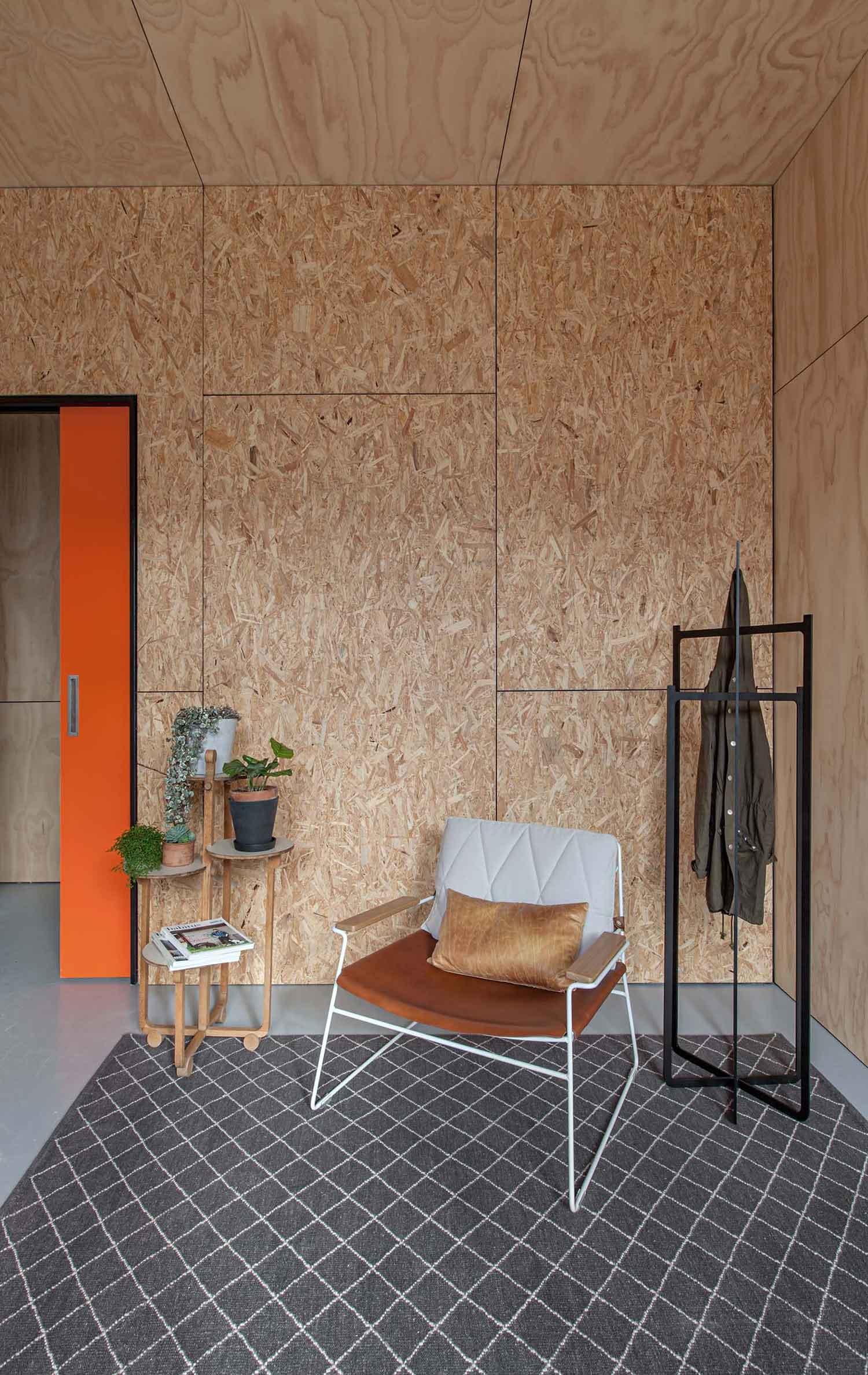 Habiller Un Mur Interieur En Bois Finest Ordinaire