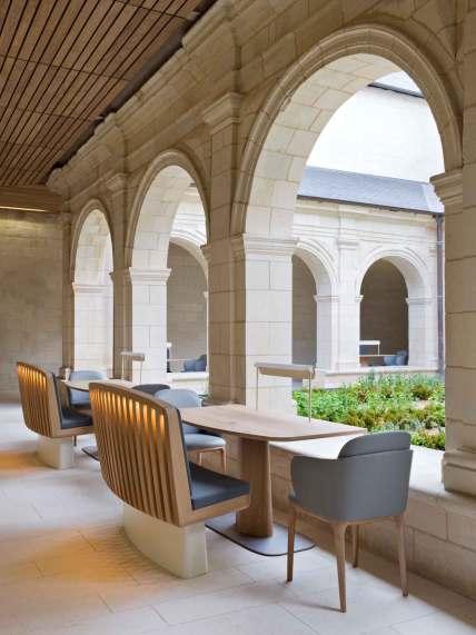 Abbaye de Fontevraud by Jouin Manku in Anjou, France | Yellowtrace