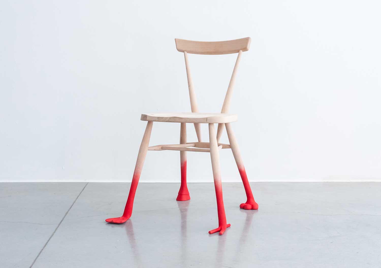 chair experimental design dr kincaid at london festival 2014