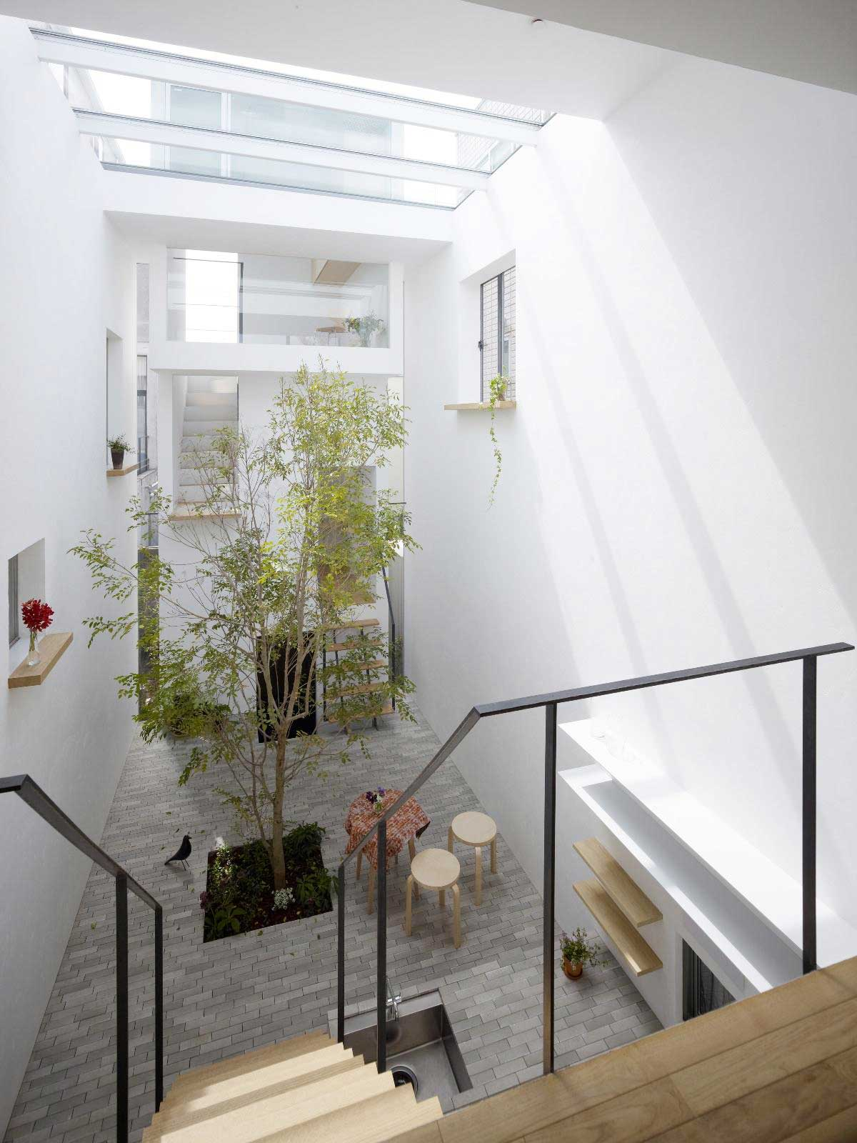 Minna No Ie In Tokyo By Mamm Design Yellowtrace