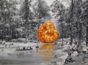 Surreal Oil Paintings by Paco Pomet | Yellowtrace