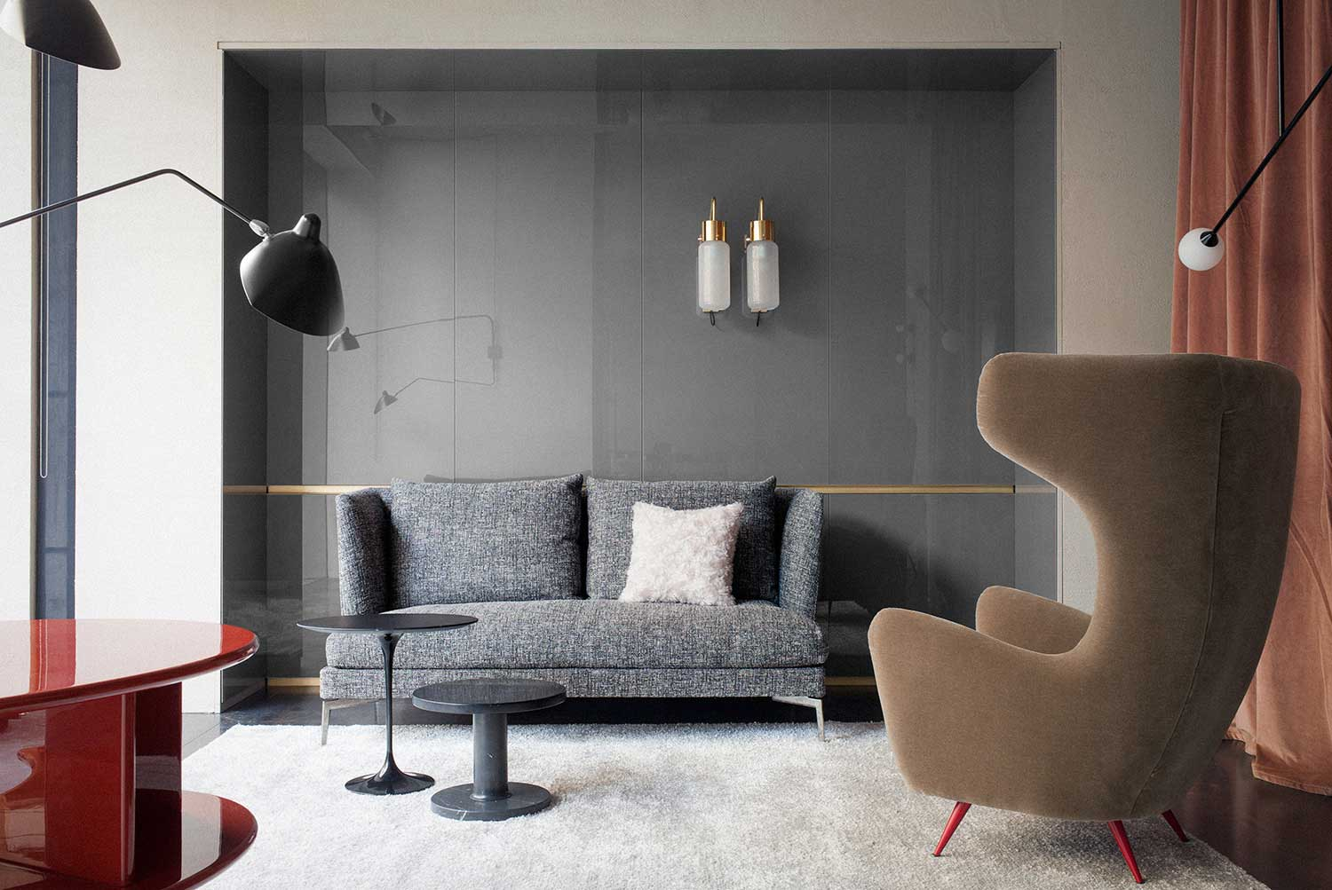 Home Couture by Studiopepe for Spotti Milano  Yellowtrace