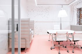 NGRS Recruiting Company HQ by Crosby Studios | Yellowtrace