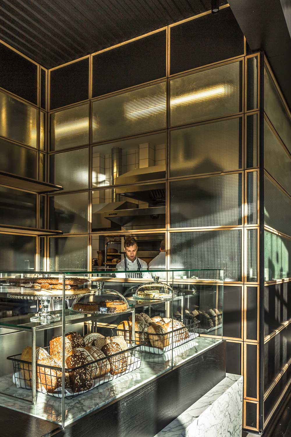 Di Caf 233 Deli Poland By Buck Studio Yellowtrace