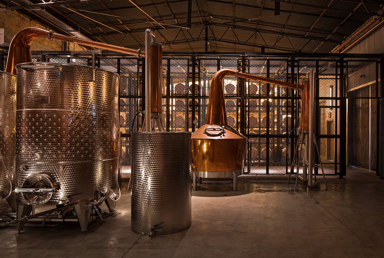 Archie Rose Distillery In Sydney S Rosebery By Acme Amp Co
