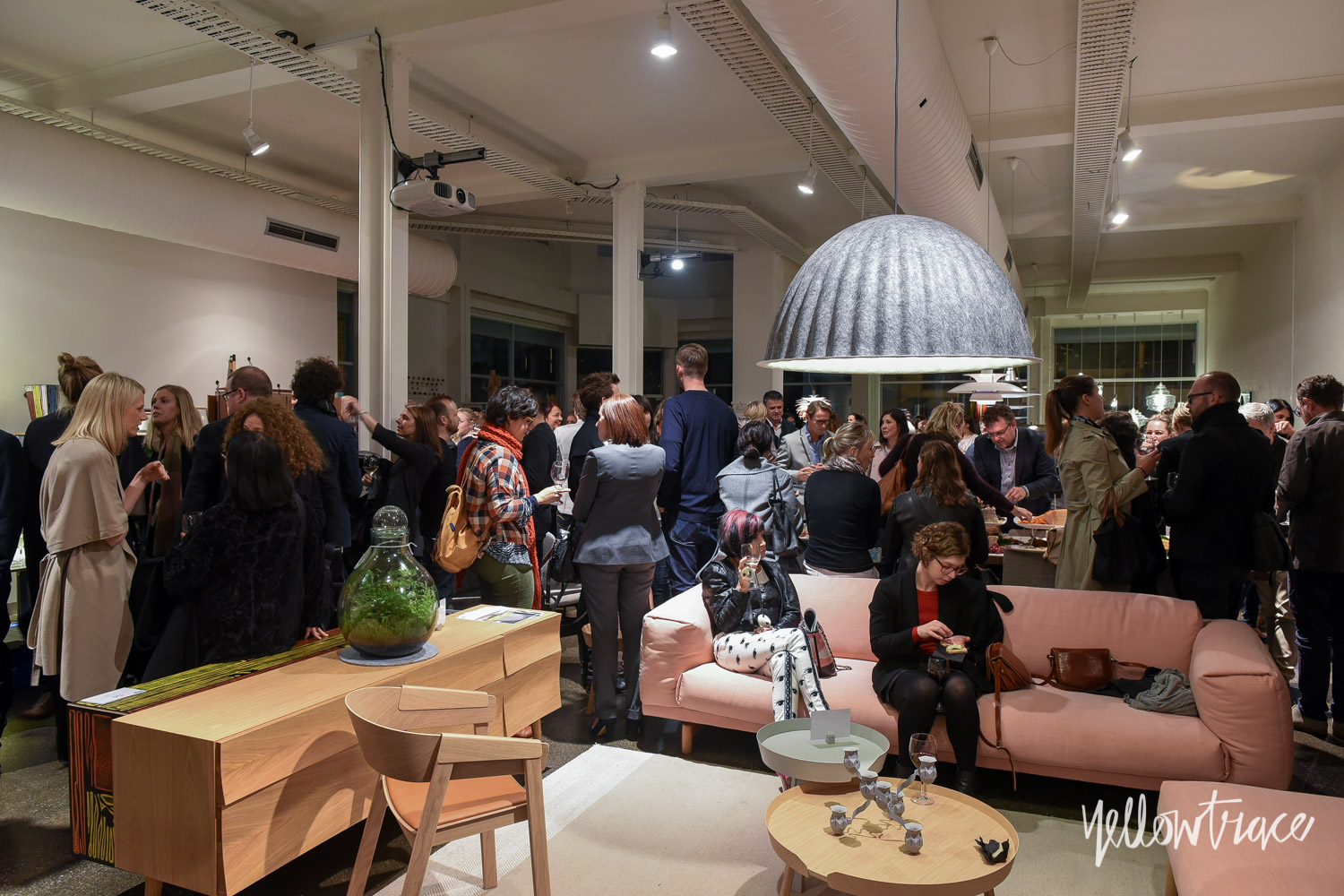 MILANTRACE2015 Talk Series Melbourne At Living Edge