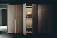 Antibes Wardrobes by Piero Lissoni Now at Boffi