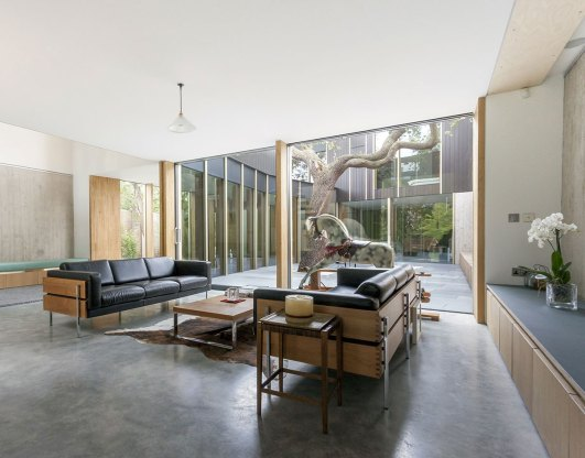 Pear Tree House by Edgley Design | Yellowtrace