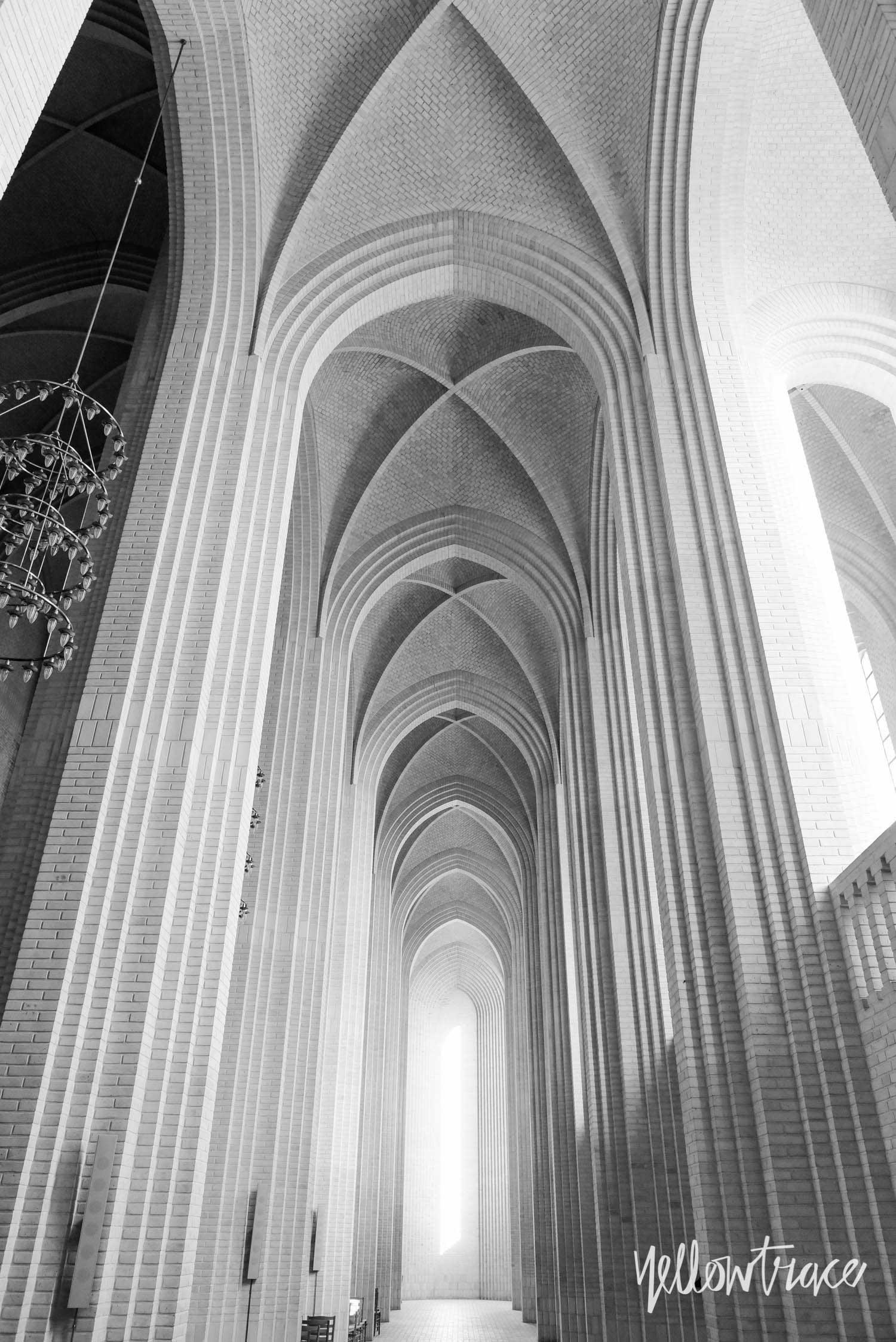 Majestic Simplicity of Grundtvigs Church in Copenhagen