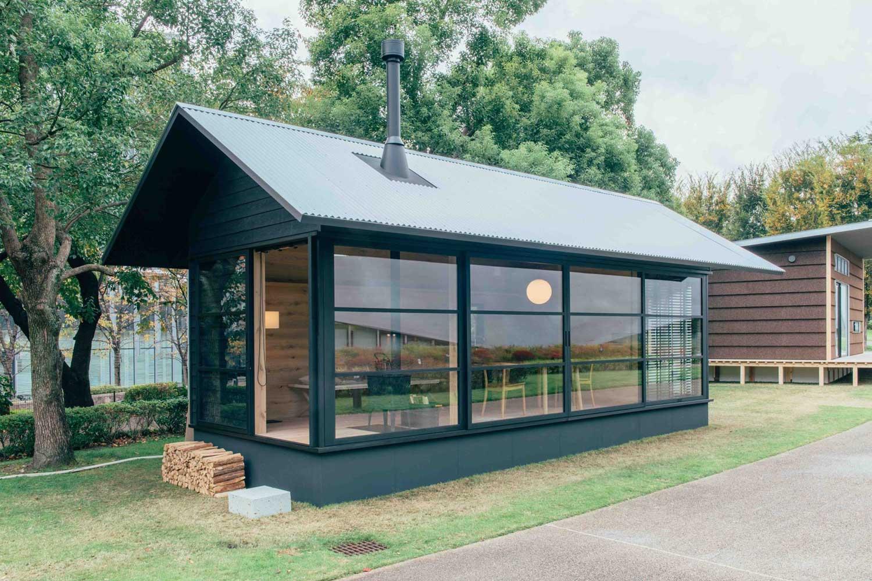 Self Build Log Cabins