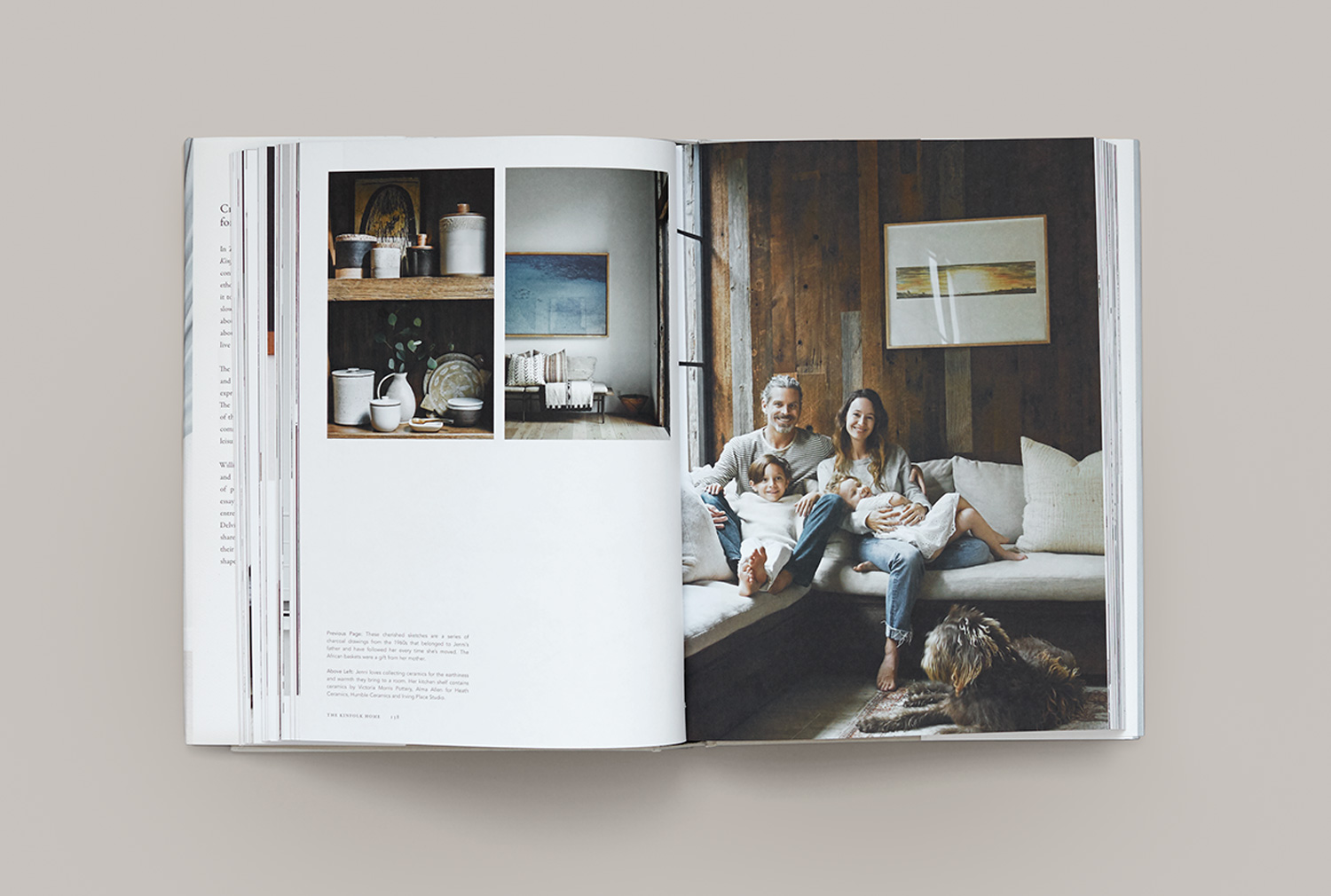 The Kinfolk Home Interiors For Slow Living  Yellowtrace