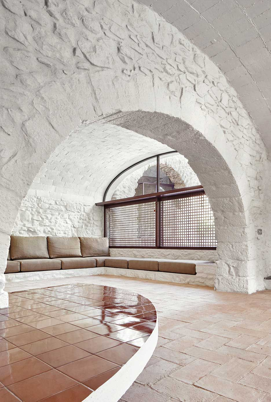 Epic Farmhouse Renovation In Spain By Arquitectura G