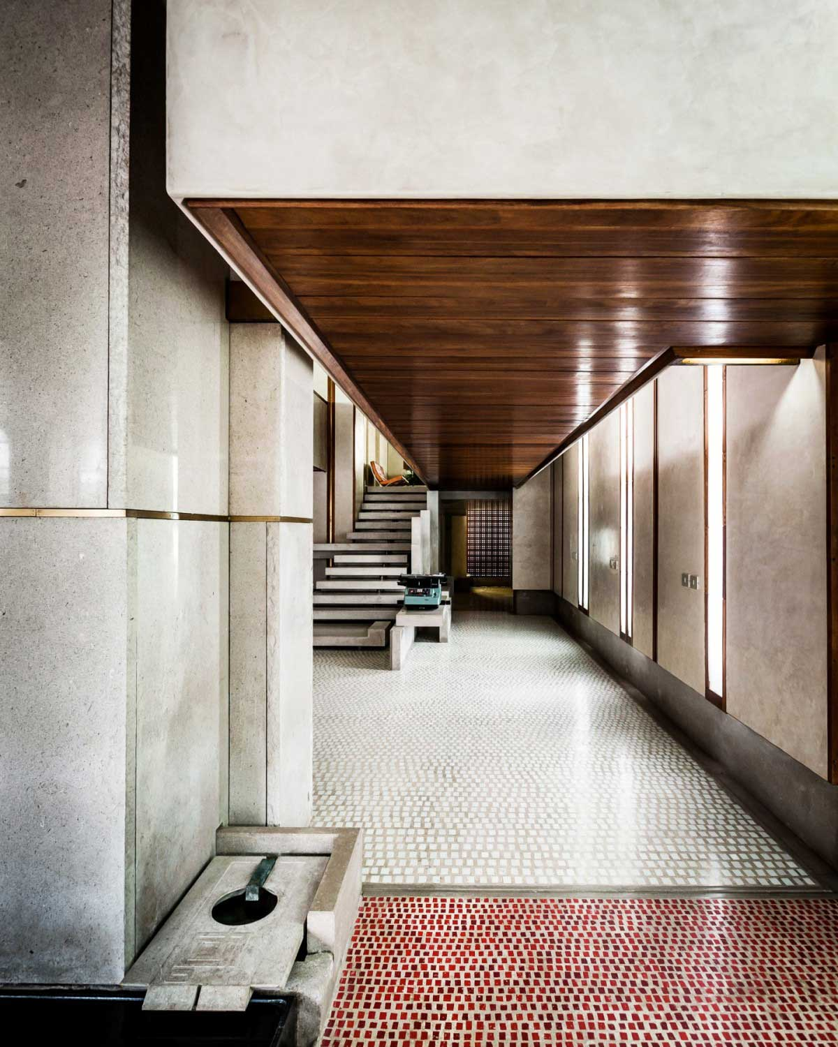 Olivetti Showroom In Venice By Carlo Scarpa Yellowtrace
